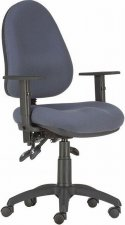 Irodai szék, ergonómikus, forgó, görgős Pantagoras