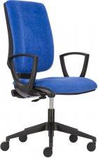 Irodai szék, forgó, görgős 1380 MEK Flute