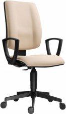 Irodai szék, forgó, ergonómikus, görgős 1380 MEK Flute BR-29
