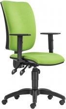 Irodai szék, ergonómikus, forgó, görgős Redo ASYN