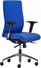 Irodai szék, ergonómikus, forgó, görgős Boston E