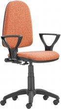 Irodai szék, forgó, görgős MEGANE LX