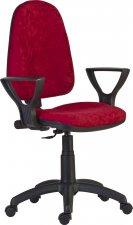 Irodai szék, forgó, görgős BRAVO LX