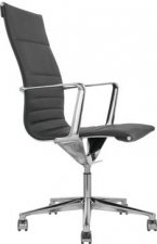 Főnöki szék 9040 Sophia fekete