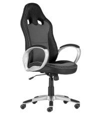 Főnöki szék Oregon fekete